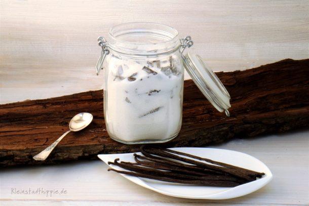 Vanillezucker selbst gemacht