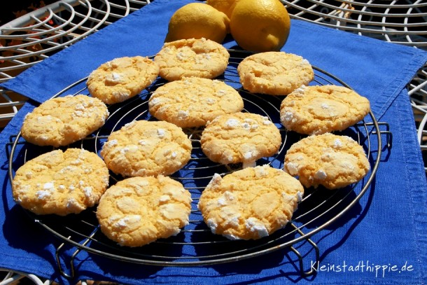 Lemon Burst Cookies