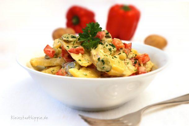 Bunter Kartoffelsalat