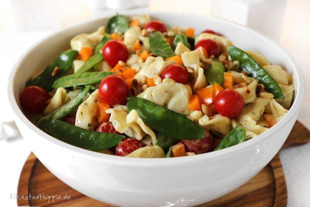 Tortellinisalat vegan