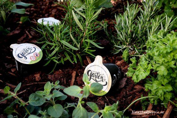 Rucolasalat mit Wassermelone - real,- Mein kleiner Bio-Garten
