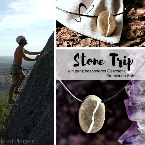 Stone Trip - Das besondere Geschenk für meinen Sohn