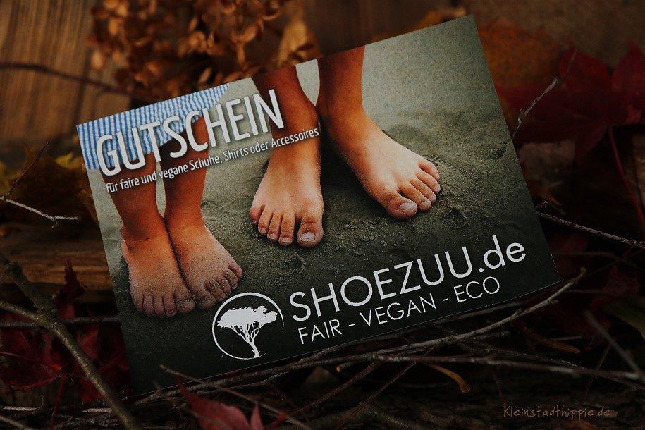 Gewinnspiel  mit Shoezuu