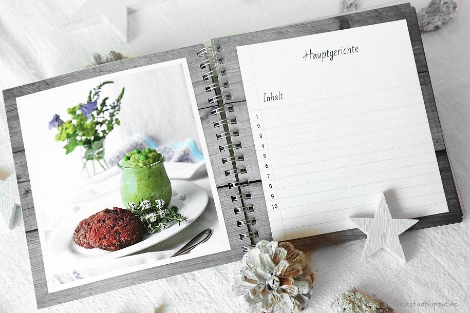 Rezeptbuch - Fotogeschenke selbst gestalten