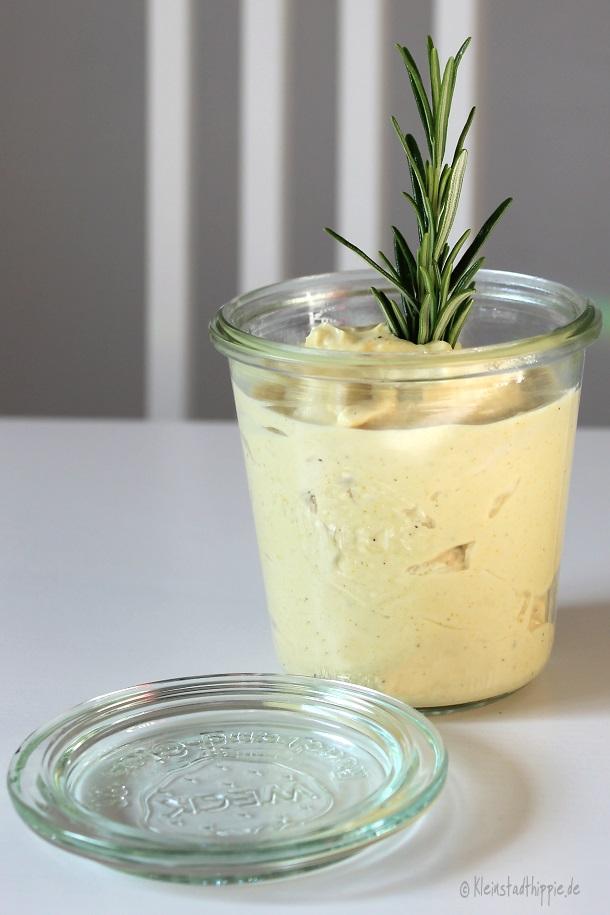 vegane Mayonnaise vegane Mayo - Rezept für vegane Mayonaise