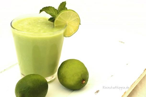 Avocado-Reis-Kokosmilch-Drink