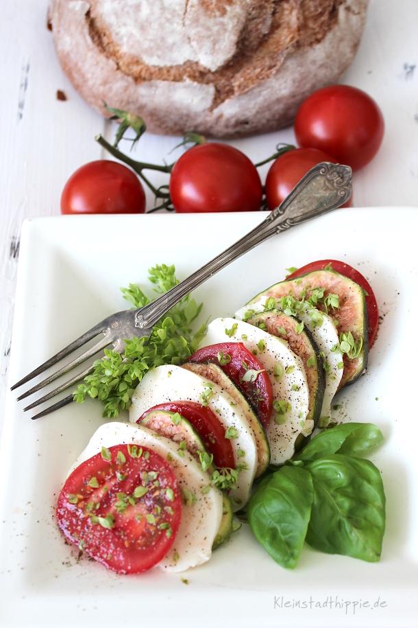 Pflanzlicher Mozzarella - veganer Mozzarella - Rezept für veganen Käse