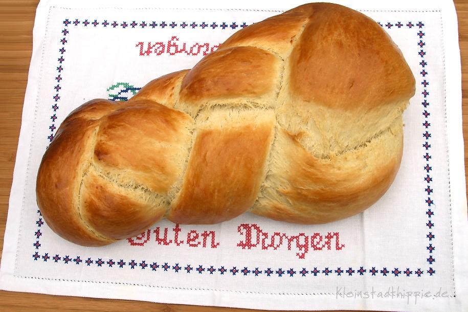 Züpfe – Schweizer Zopf (nicht süß)