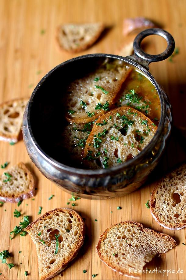 Rezept für Brotsuppe