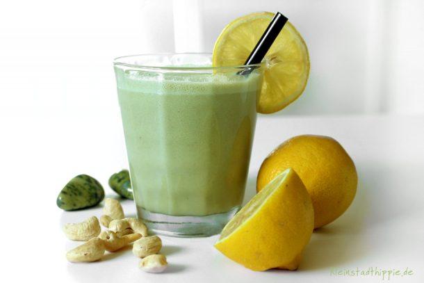 Matcha-Cashew-Drink