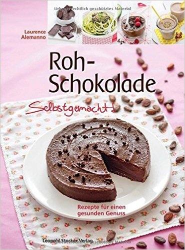 Rohschokolade selbstgemacht