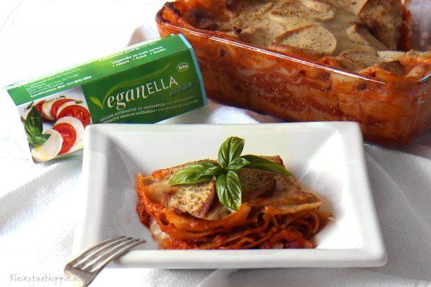 Veganella für vegane Lasagne