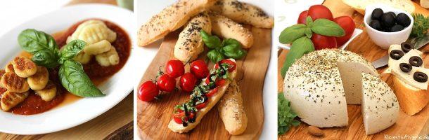 Olivenholzbretter statt Kunststoff