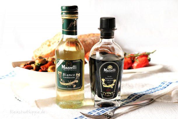 Vegan - mild - lecker - Mazzetti l'originale