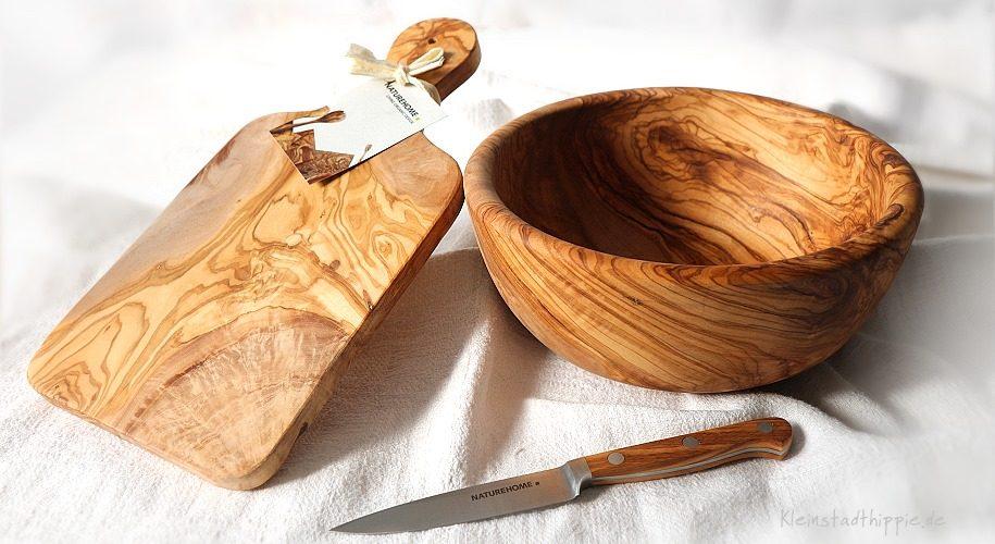 Produkte aus Olivenholz bestechen durch Optik und Qualität