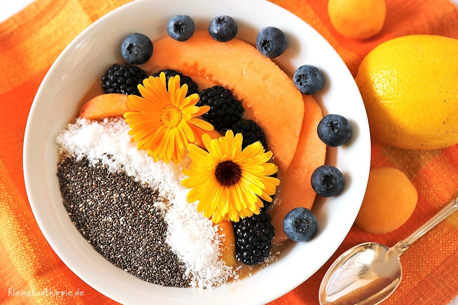 Smoothie Bowl Sunrise