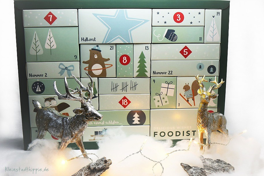 Veganer Foodist Active Adventskalender