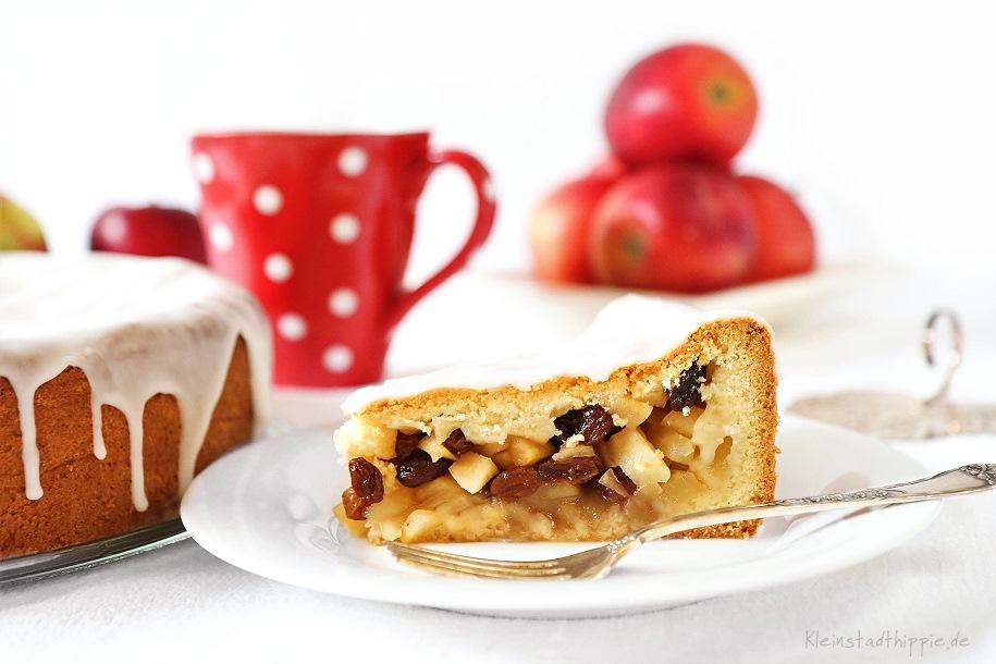 Apfelkuchen saftig und lecker