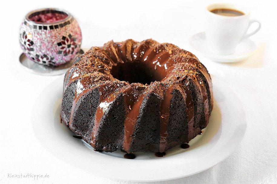 Rote Bete – Schokoladenkuchen