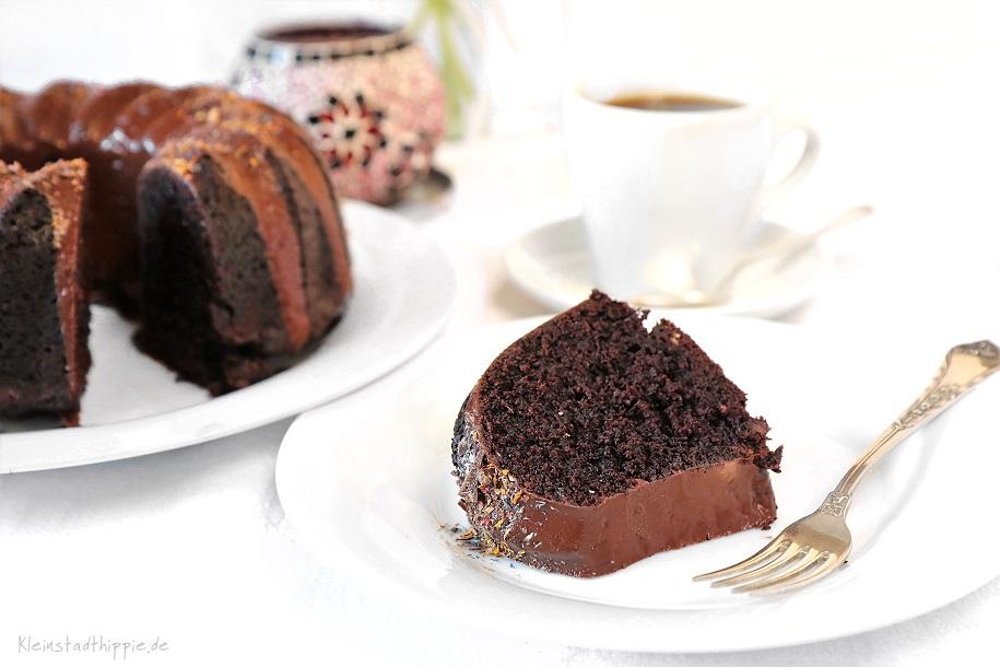Rote Bete Schokoladenkuchen Rote Beete