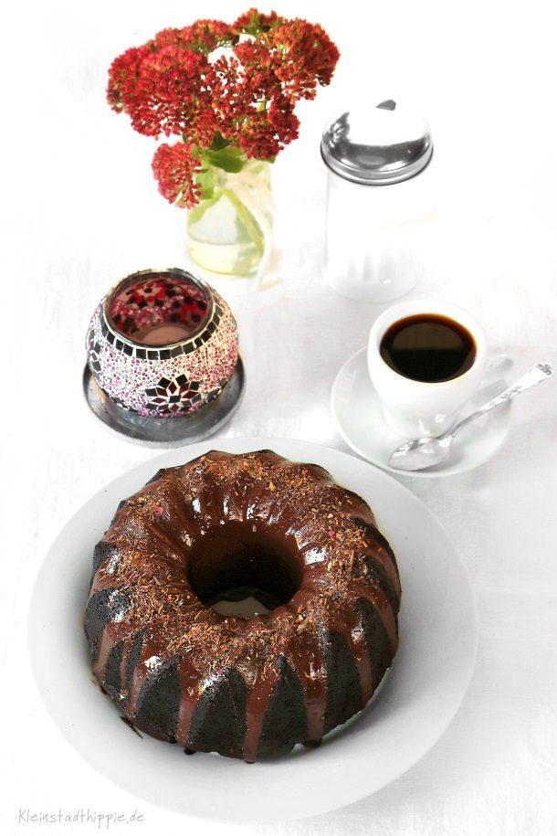 Rote Bete - Schokoladenkuchen saftig und lecker von Kleinstadthippie