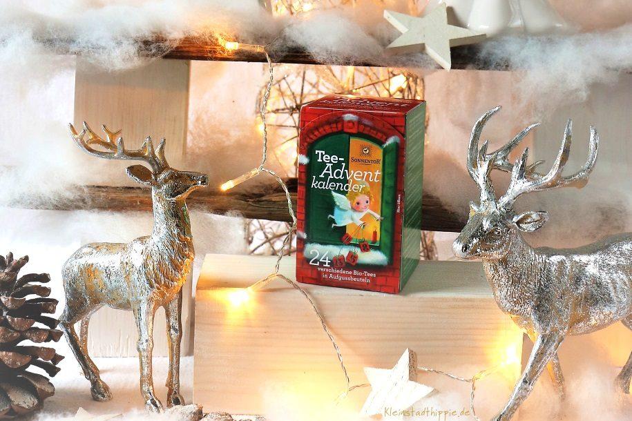Sonnentor Tee-Adventkalender