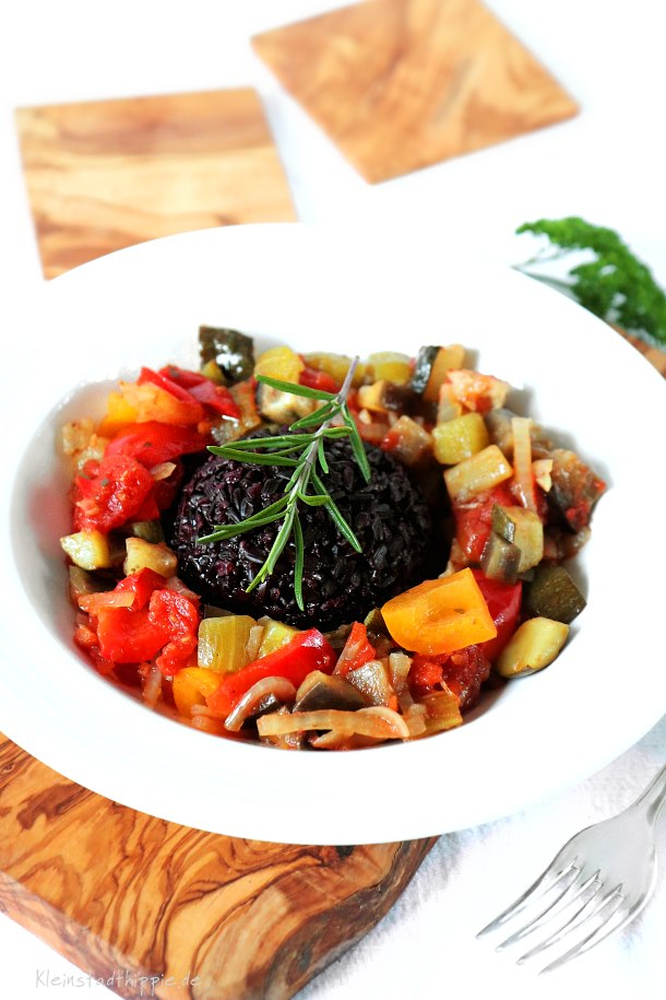 Gemüse aus dem Römertopf