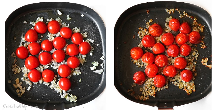 Tomaten aus dem Airfryer