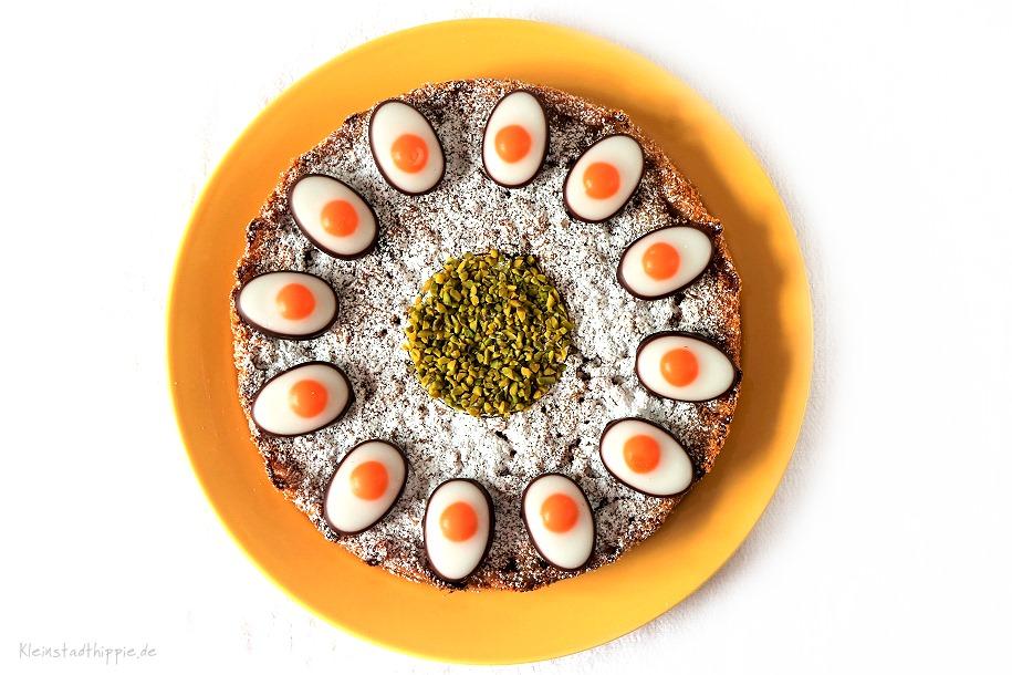 Torta di riso, ist eine italienische Spezialität aus der Emilia Romagna