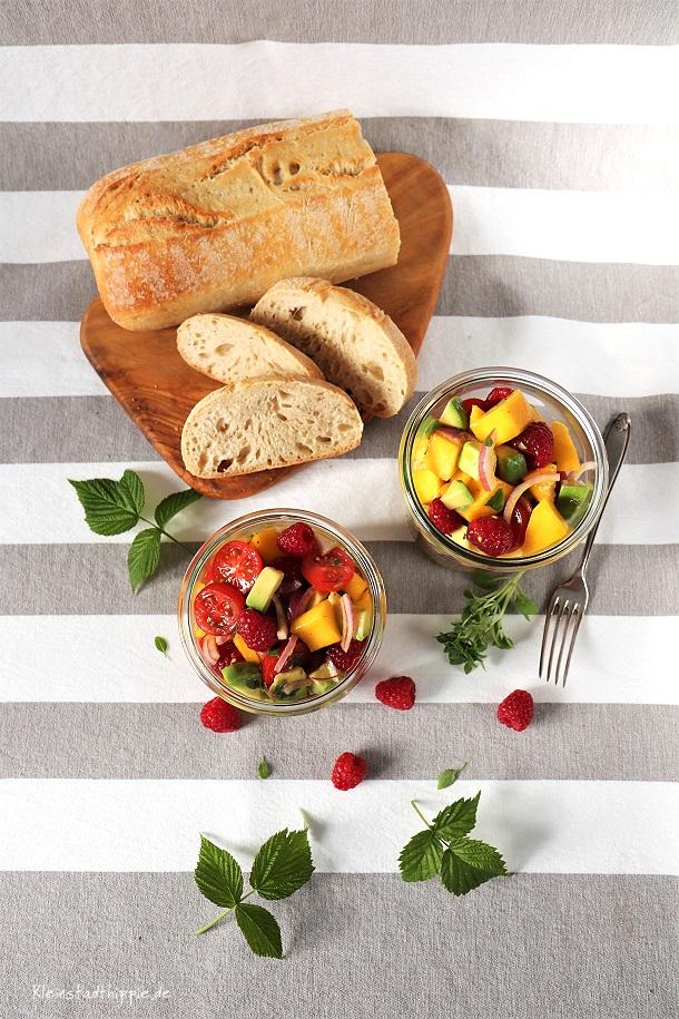 Ulis Sommersalat - vegane Rezepte zum Grillen - vegan to go