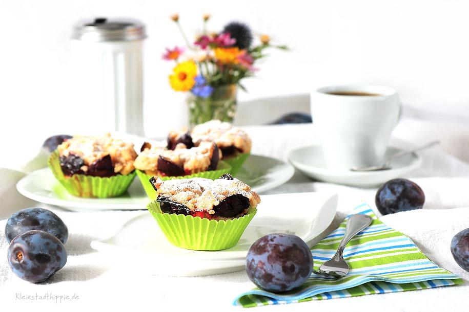 Zwetschgendatschi-Muffins