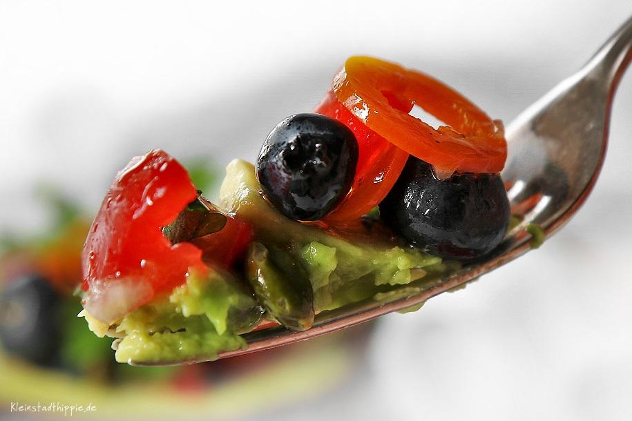 Gefüllte Avocado - Antipasti - Tapas - Meze - low carb
