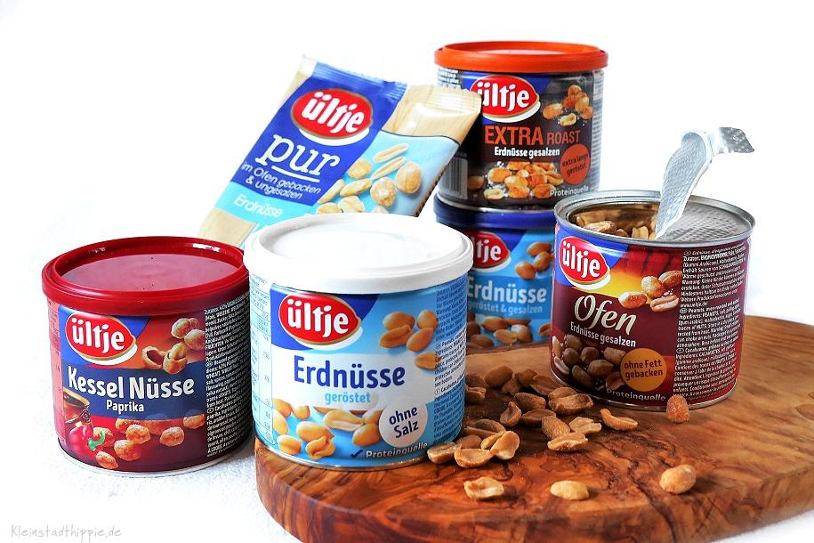 Die Erdnuss – Ernüsse Superpower von ültje / Die Erdnuss – Proteinpower von ültje