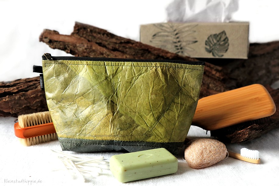 ecomonkey - Pflanzenleder - Blattleder - vegan