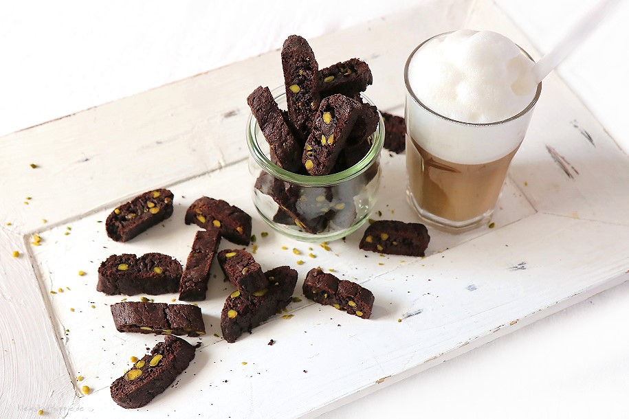 Schokoladen-Cantuccini