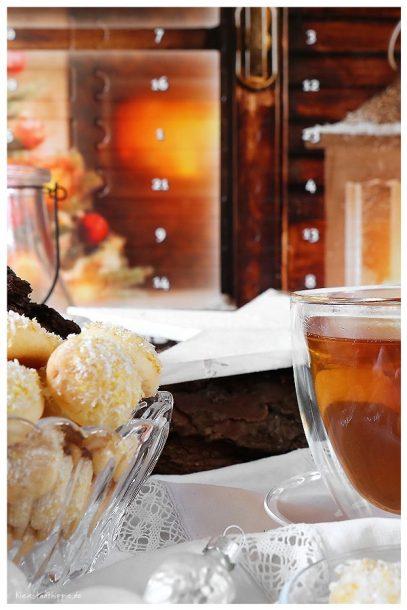 Tee-Adventskalender von Tee Gschwendner