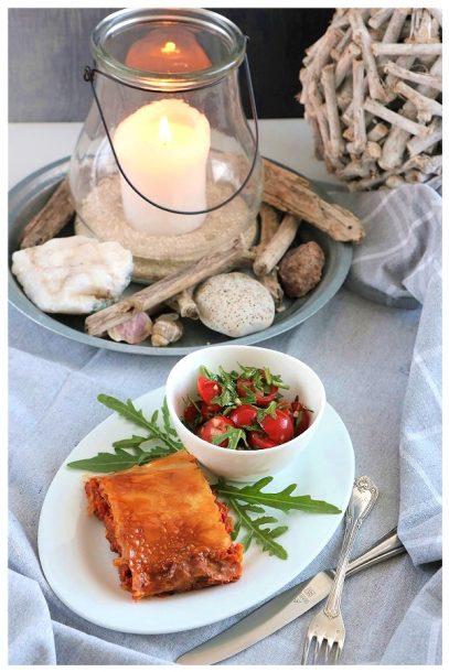 Veganer Chili-sin-Carne-Strudel