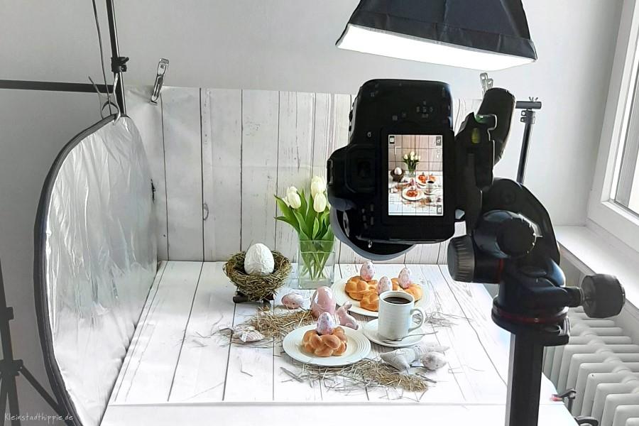 Fototisch - Bloggen - Veganblog