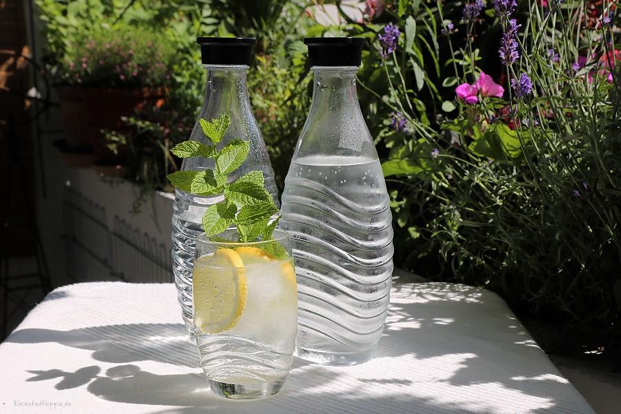 SodaStream Crystall 2.0 sprudeln statt schleppen