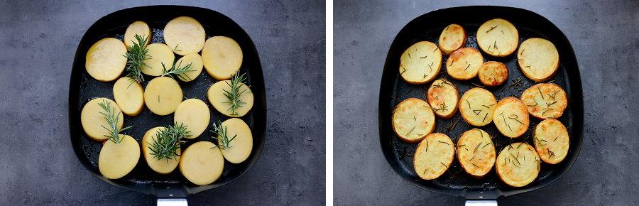 Rosmarinkartoffeln aus dem Airfryer