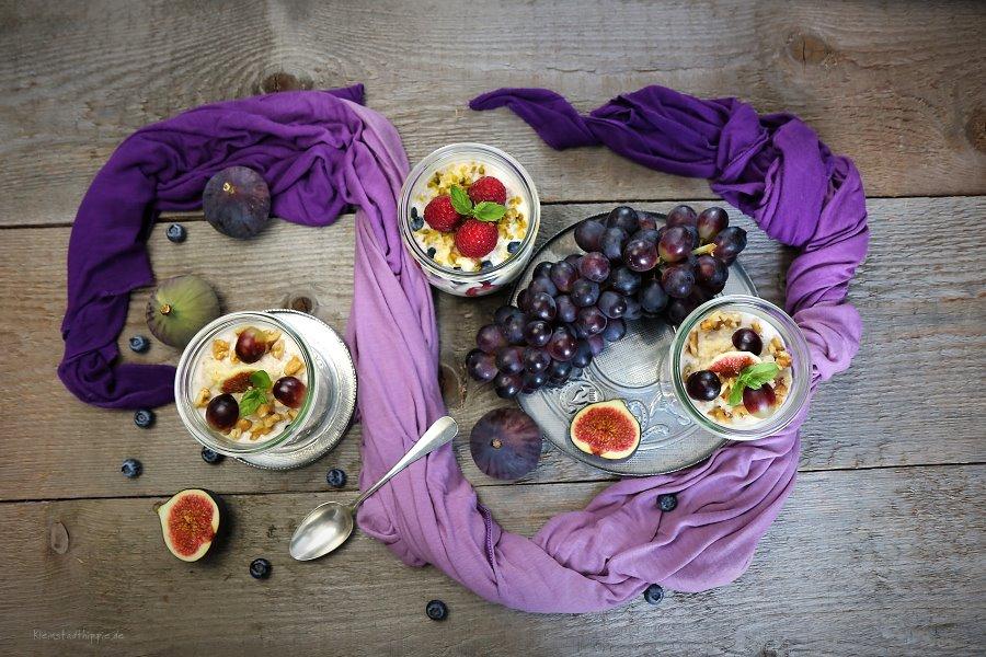 Bulgur-Früchte-Frühstück
