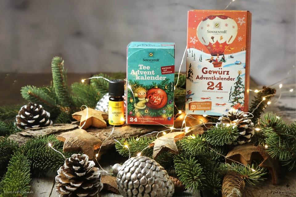 Gewürz & Tee Adventkalender