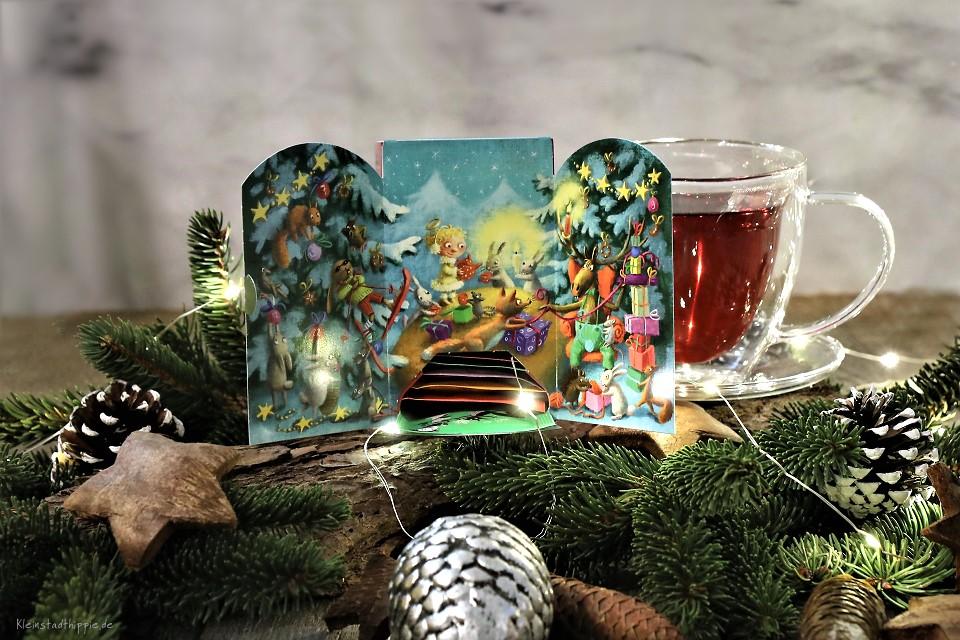 Tee Adventkalender von Sonnentor