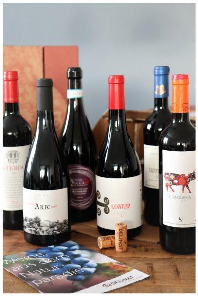 Verlosung: 6 vegane Rotweine von Delinat