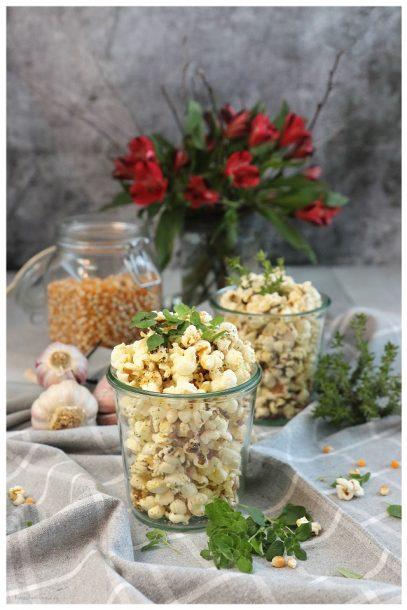 Mediterranes Popcorn